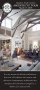 2018 Architects Tour - Historic Beaufort Foundation