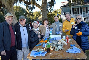 Oyster Roast 2015 pic 1