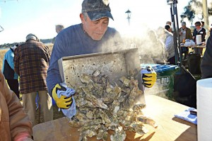Oyster Roast 2015 pic 2
