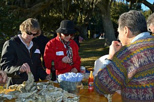 Oyster Roast 2015 pic 3