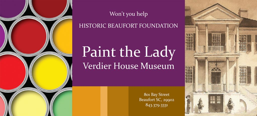 Please help paint the lady